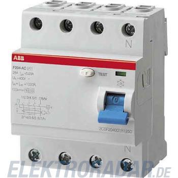 ABB Stotz S&J FI-Schutzschalter FI F204A-100/0,3