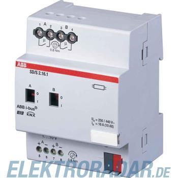 ABB Stotz S&J Schalt/Dimmaktor SD/S2.16.1