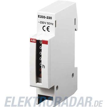 ABB Stotz S&J Betriebsstundenzähler E233-24