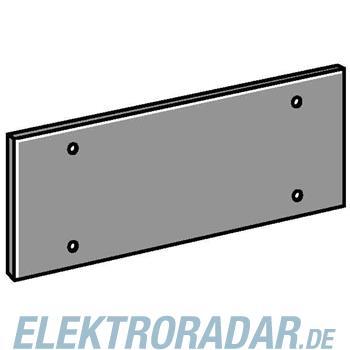 OBO Bettermann Abdeckplatte T12L P03S 9011