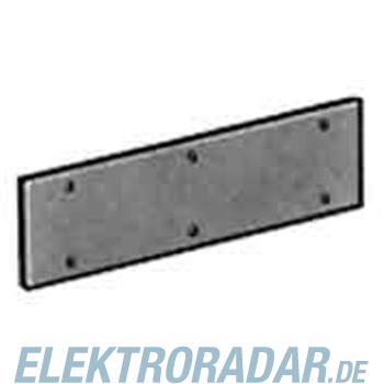 OBO Bettermann Abdeckplatte T12L P04S 9011