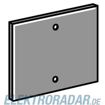 OBO Bettermann Abdeckplatte T12L P05S 9011