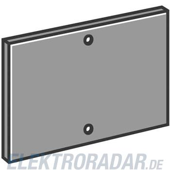 OBO Bettermann Abdeckplatte T4B P0S2 9011