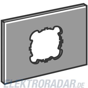 OBO Bettermann Abdeckplatte T4B P2S 9011