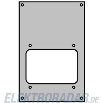 OBO Bettermann Abdeckplatte VHF-P6