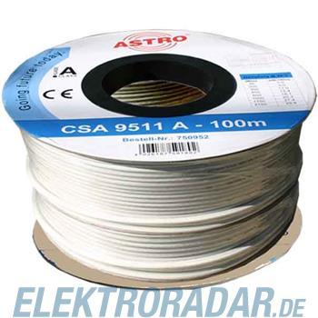 Astro Strobel Koax-Kabel CSA 9511 A Ri.100