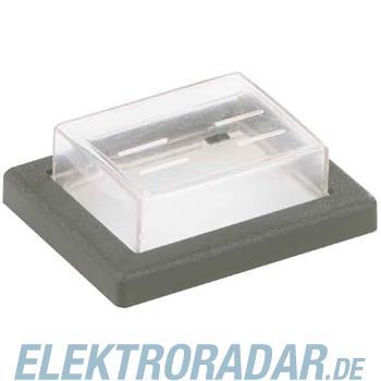 Bachmann PVC-Kappe mit Rahmen 924.118