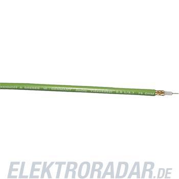 bedea Berkenhoff&Dre Videokoaxialkabel 0,6L/3,7gn Fs.100