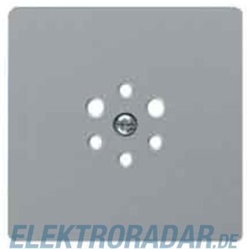 Berker Zentralplatte alu 14741404