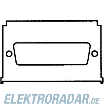 Berker Montageplatte sw 111101