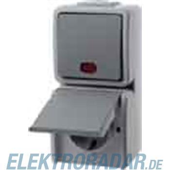Berker Kombination gr 478105