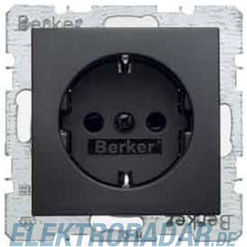Berker Schuko-Steckd.anth/matt 47231606