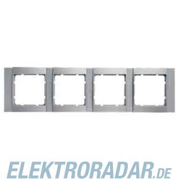 Berker Rahmen 4f.alu waage 10241404