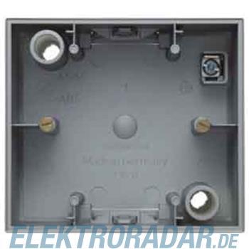 Berker AP-Gehäuse alu/mi 10411404