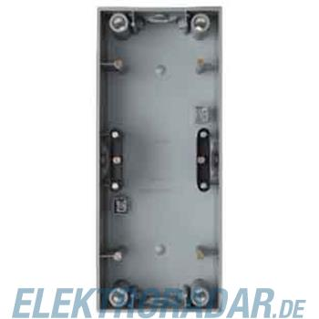 Berker AP-Gehäuse 3f.alu/matt 10431404