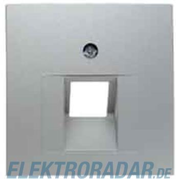 Berker Zentralstück alu matt 14071404