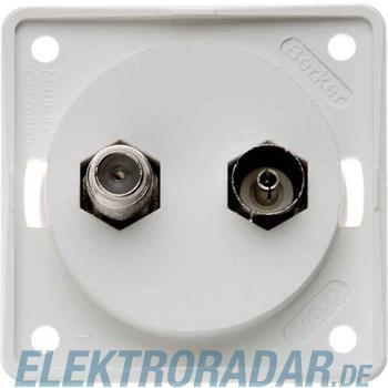 Berker Antennen-Steckdose 0945602502