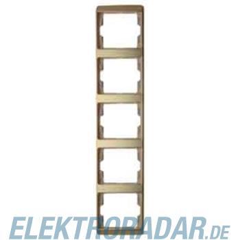 Berker Rahmen 5f.go 13540002