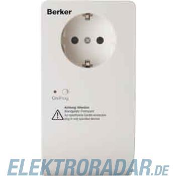 Berker Funk-Zw.Stecker-Uni.dimmer 01781009