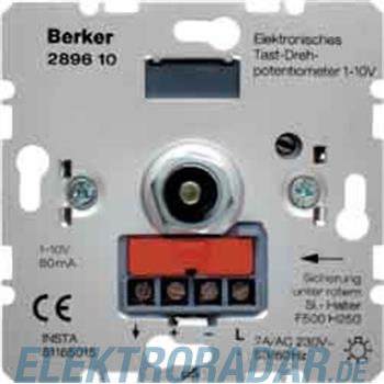 Berker Tast-Drehpotentiometer 289610