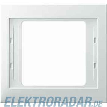 Berker Rahmen 1f. pws/gl 13137009