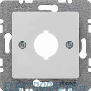 Berker Zentralplatte pws 143109