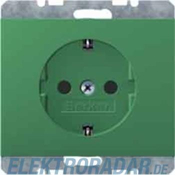 Berker SCHUKO-Steckdose gn/gl 47157013