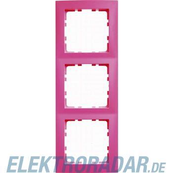 Berker Rahmen 3f. rt/gl 10138962