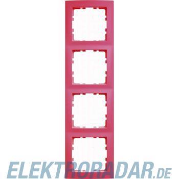 Berker Rahmen 4f. rt/gl 10148962