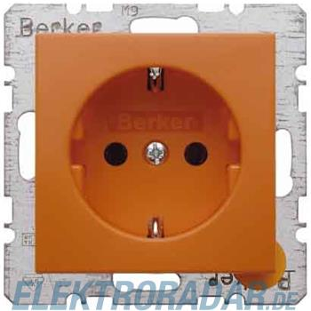 Berker SCHUKO-Steckdose or/gl 47438914