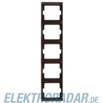 Berker Rahmen 5f.br 13530001