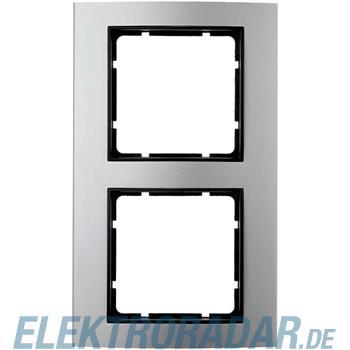 Berker Rahmen 2f.alu 10123004