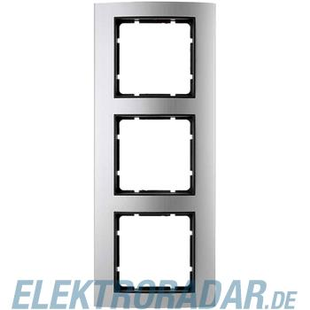 Berker Rahmen 3f.alu 10133004
