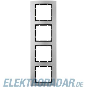 Berker Rahmen 4f.alu 10143004