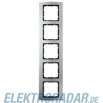 Berker Rahmen 5f.alu 10153004