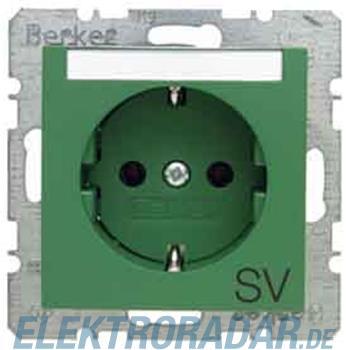Berker Schuko-Steckdose gn 47501913