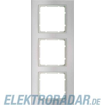 Berker Rahmen 3f.alu/pws 10133904