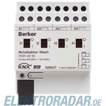 Berker Schaltaktor 4f.lgr 75314015