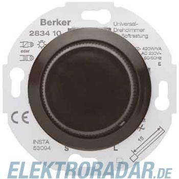 Berker Universal-Drehdimmer sw 283411