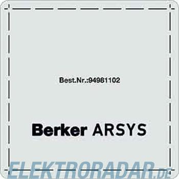 Berker Klebefolie pws 94981102