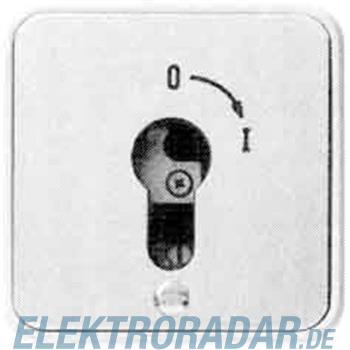 Berker Schlüsselschalter 2p. 4466