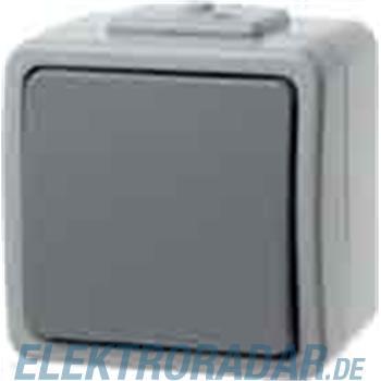 Berker AP-Wippschalter lgr/gr 307605