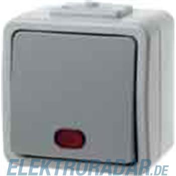 Berker AP-Wipptaster lgr/gr 507105
