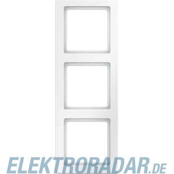 Berker Rahmen polarweiss, samt 10136089