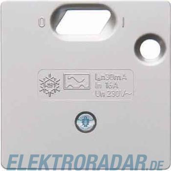 Berker Zentralplatte alu 14931404