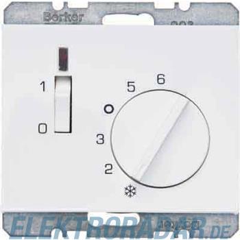 Berker Raumtemperaturregler 24 V 20317109