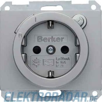 Berker SCHUKO-Steckdose mit FI-Sc 47087004