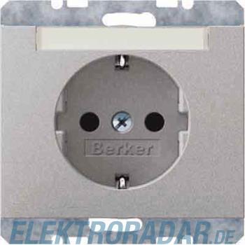 Berker SCHUKO-Steckdose mit Besch 47397024