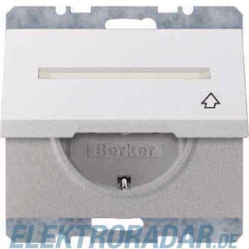 Berker SCHUKO-Steckdose mit Klapp 47527124