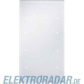 Berker Glas-Sensor 3fach mit Raum 75643034